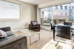 Bright 1 Bedroom Flat With A Private Terrace