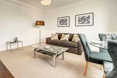 A modern 1 bedroom flat for SHORT OR LONG LET