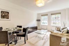 2 Bedroom, 2 Bathroom Apartment In Chelsea