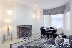 Beautiful 1 bedroom flat in the heart of Kensington W8