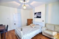 A very spacioud double room, all bills and WIFI incl.