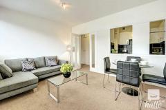 Spacious One Double Bedroom Apartment In Central