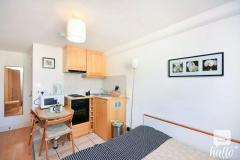 New, Modern, Fully Self-Contained Double Studio,