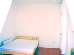 A cute double room situated in an exceptional flatshare