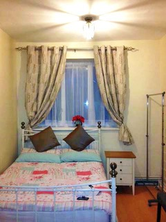 Newly decorated single room available now
