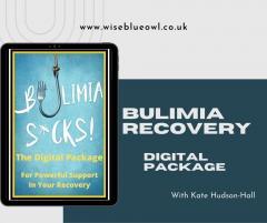 Bulimia Sucks! Bulimia Recovery Aid Package