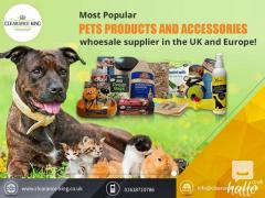 Pet Accessories Wholesale Suppliers and Distributer