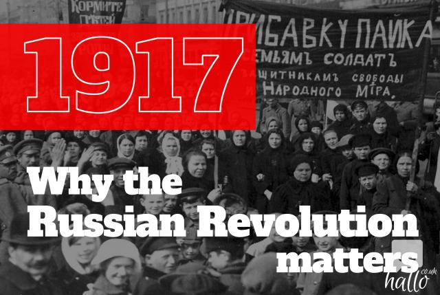 why was the russian 1917 revolution Russian christianity and the revolution: the russian soviet socialist the revolution of march 1917 had seen the formation of a provisional government.