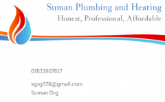 Suman Plumbing & Heating covering all london