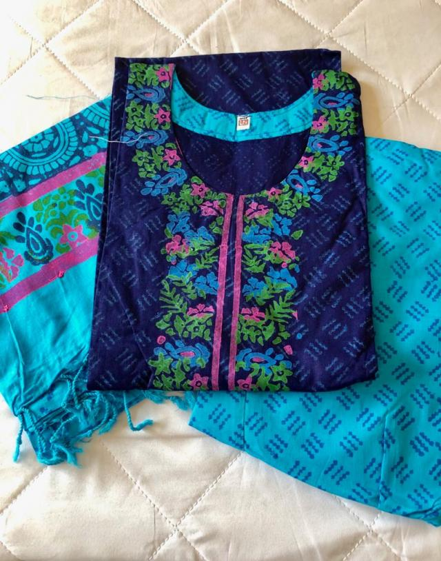 Absolutely the Best Pure Cotton Salwar Suits on Sale 7 Image