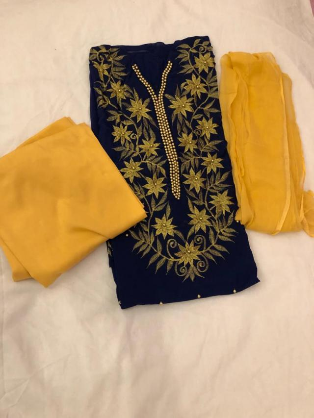 Absolutely the Best Pure Cotton Salwar Suits on Sale 3 Image