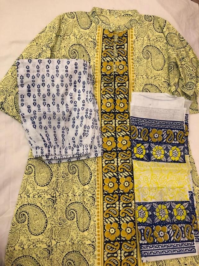 Absolutely the Best Pure Cotton Salwar Suits on Sale 5 Image