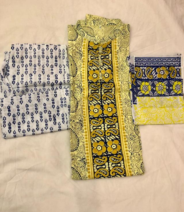 Absolutely the Best Pure Cotton Salwar Suits on Sale 6 Image