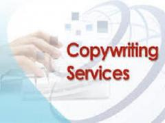 High Quality Copywriting and Content Writing Service