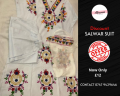 Brand New Salwar Suit on Special Offer Only £12