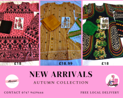 Brand New Smart & Cheap Salwar Suits on Sale
