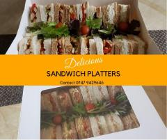 Fresh, Delicious And Healthy Sandwich Platters O