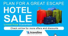 Cheap Hotels in London - Get upto 50 Off - Travoline
