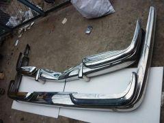 Mercedes benz w100 bumper