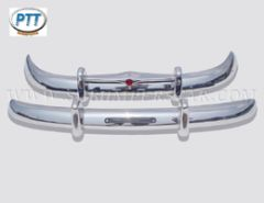 Volvo 444 stainless steel bumper