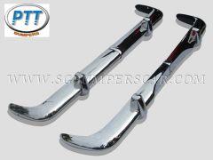 Opel P2 stainless steel bumper