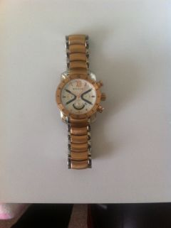 Real Head Turner Bulgari Two Tone Rose Gold Watc