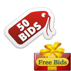 50 free bids for new users