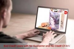 Bad Credit Loans with No Guarantor and No Credit Check