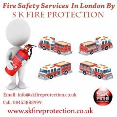 Fire Safety Services  In London By S K Fire Protectio