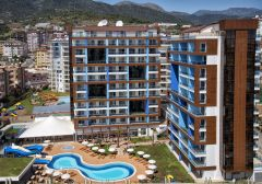 Crystal Tower Apartment For Sale Alanya Turkey