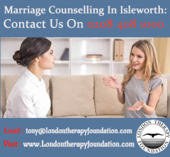 Marriage Counselling In Isleworth Contact Us On 0208 4