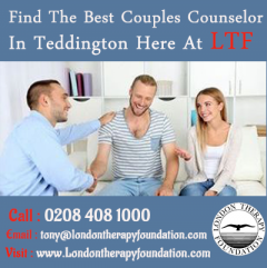 Find The Best Couples Counselor In Teddington Here At L