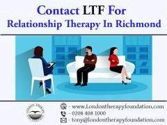 Contact LTF For Relationship Therapy In Richmond