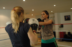 Get Fit Fast - Womens Boxing Classes