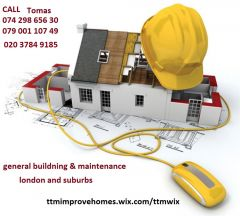 improve-homes  -building and maintenance