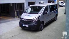 Private Van For Hire in Brighton - Strafford