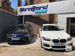 Hire Self Drive Vehicle from Strafford