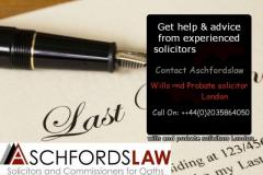 Find the Best Wills and Probate solicitor in Harrow