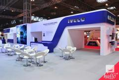 For Custom Exhibition Stand Build & Fabrication Contact