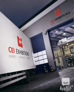 Exhibition Transport Logistics Contact CEI Exhibition
