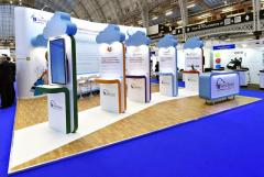Custom Designed Exhibition Stands - CEI Exhibitions