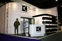 Custom Exhibition Stand Build & Fabrication