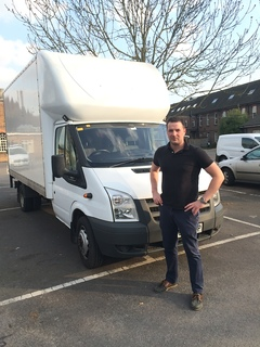 man and van, removals london