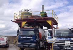 Severn Sands Ltd Supply Ready Mix Concrete At Af