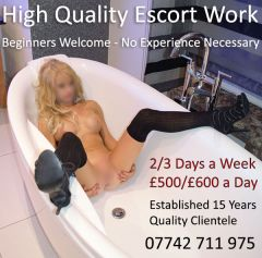 Join The Best Escort Agency in Greater London