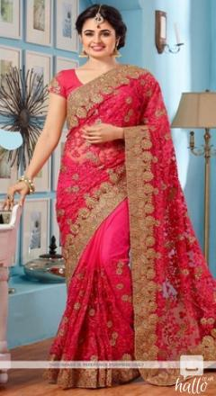 Designer Georgette sarees online