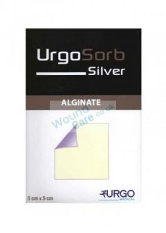 Buy Urgosorb Silver Dressings with antibacterial action