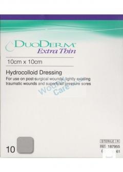 Explore Duoderm Dressing online at Wound Care