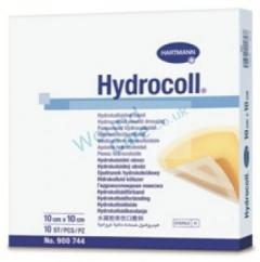 Use Hydrocoll Border Dressings for Exuding Wounds