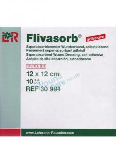 Buy Flivasorb Adhesive Dressings Online